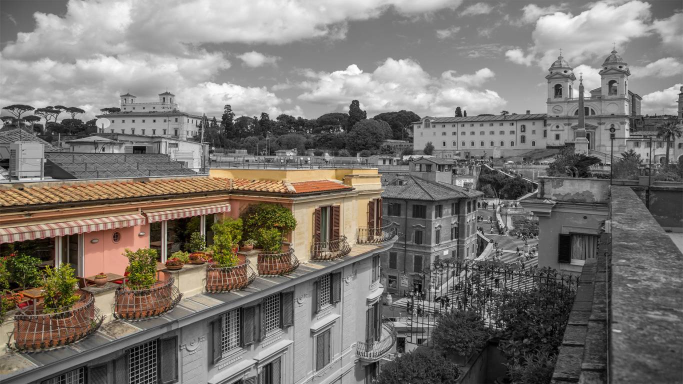 The-Inn-At-The-Spanish-Steps-the-view-9